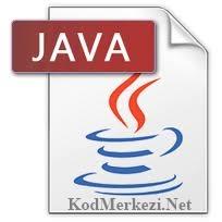 Java da Nesne Yönelimli Tasarım Kavramları